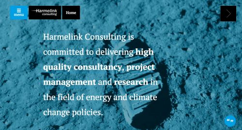 Website Harmelink Consulting